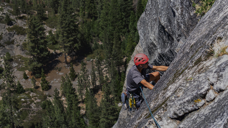 Rock Climbing in the Rockies | Outdoor Adventure Image