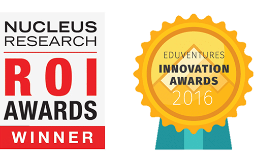 Apex IT Awards | Nucleus Research ROI, Eduventures Innovation Awards 2016