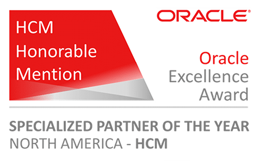 Apex IT Awards | Oracle Excellence Award HCM Specialized Partner of the Year