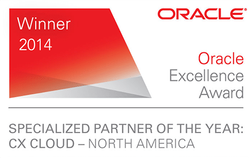 Apex IT Awards | Oracle Excellence Award 2014