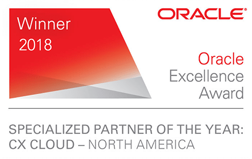 Apex IT Awards | Oracle Excellence Award 2018