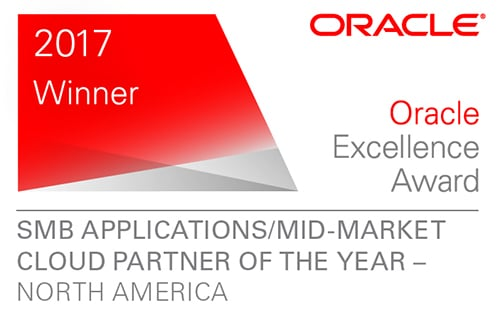 Apex IT Awards | Oracle Excellence Award 2017