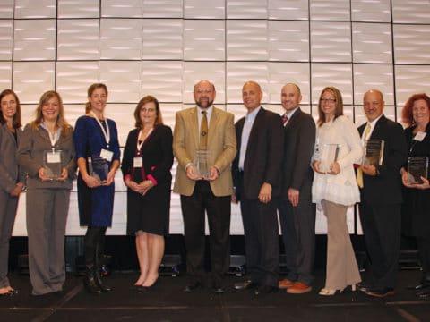 Eduventures Innovation Awards Team Photo